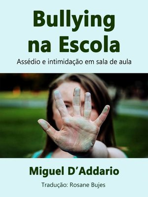 cover image of Bullying na Escola